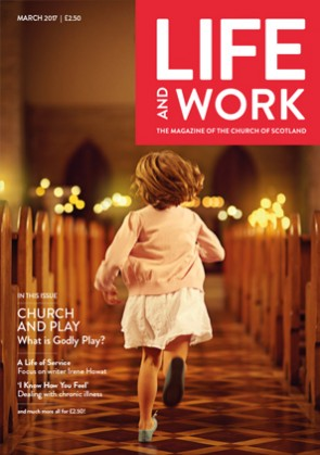 Godly Play Scotland Featured in Life and Work